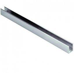 U Channel for Glass Panels & Doors / Satin - 8,10,12,16 mm