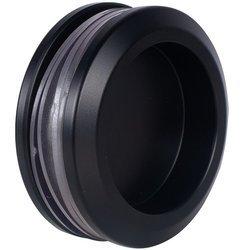 Black Round Handle for Sliding Glass Door