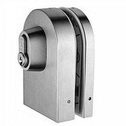 Bottom Lock with YALE Cylinder / Satin