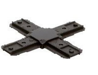 Cross Connector for Loft Bar A7CSR05-2900/B / Matte Black