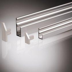 Mirror Profile, H=20 mm / silver