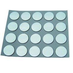 Self-Adhesive Buttons / Polish, Satin