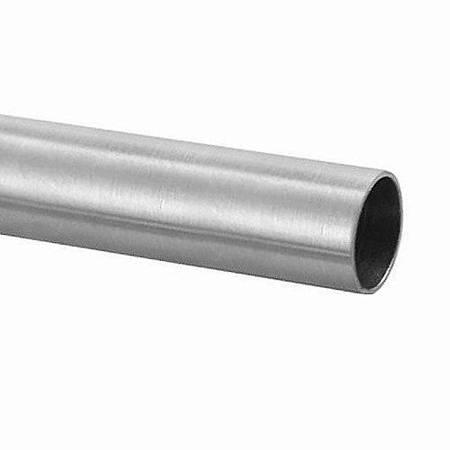 Ø 42.4 mm  Pipe /Satin, Polish