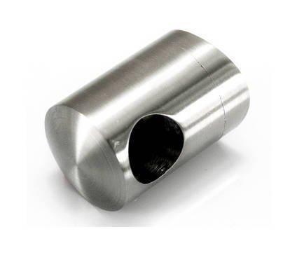 Curved Back Cross Bar Holder for Ø10/ Ø 50,8 mm