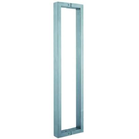 Glass Door Handle,/Polish, L=580 mm