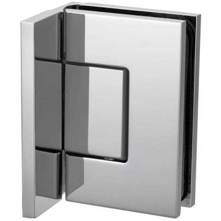 Glass Shower Hinge SHT-G3  with Masking Cap / Wall-Glass