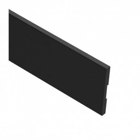 Loft Bar with self-adhesive path, L=300 cm / Matte Black