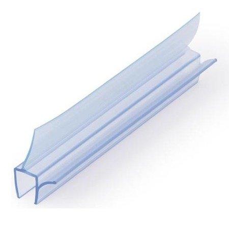 Shower Glass Door Seal  (Floor-to-Glass) - 6,8 mm